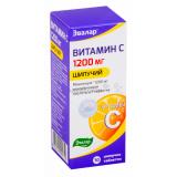 Витамин С 1200 по 3,8 г №10,шип.табл