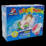 Раптор комплект Некусайка (прибор+жидкость 30 ночей ) от комаров для детей