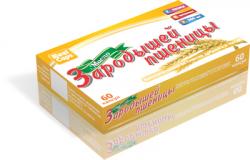 Масло с зародышей пшеницы №60 капс