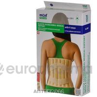 Корсет лечебно-профилактический эластичный МеdTextile арт 3011, L
