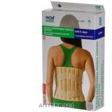 Корсет лечебно-профилактический эластичный МеdTextile арт 3011, M