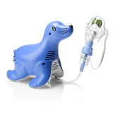 Ингалятор Philips Respironics Sami The Seal с набором принадлежностей Sidestream Reusable-25