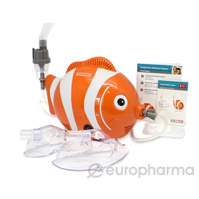 Gamma ингалятор Nemo компрессорный