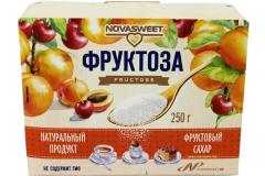 Новасвит фруктоза коробка 500 гр
