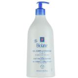 Biolane гель для тела и волос 2в1 750 мл с дозатором