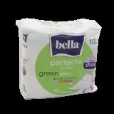 Bella прокладки Perfecta Ultra Green гигиенические № 10 шт