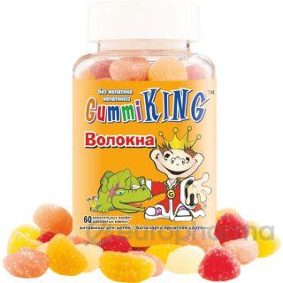Gummi King Волокна №60, драже жев