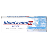 Blend-a-med зубная паста 3D White  Whitening therapy enamel protection 75 мл