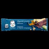 Gerber ДО-РЕ-МИ фруктово-злаковые батончики черника ежевика 25 гр