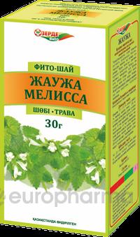 Мелиссы трава 30 гр, фито чай
