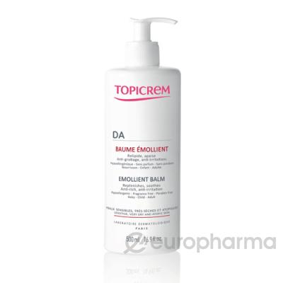 Topicrem бальзам для лица и тела липидовосстан 500мл (уход за атопичной кожей)