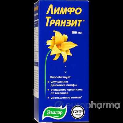 Лимфо Транзит 100 мл