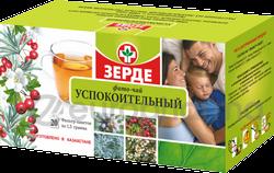 Успокоительный 1,5 гр, №20, фито чай