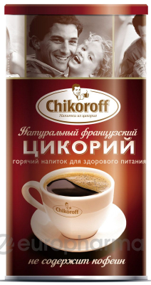 Цикорий натур.растворимый ЧИКОРОФФ Новасвит 110 гр