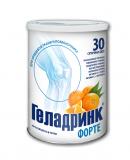 Геладринк Форте апельсин 30 сут. доз порошок в бан.