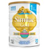 Similac смесь Gold 1 молочная для детей с 0 месяцев 800 г