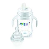 Avent набор тренировочный с бутылочкой 125 мл (SCF625/02)