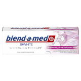 Blend-a-med зубная паста 3D White  Whitenther 75 мл