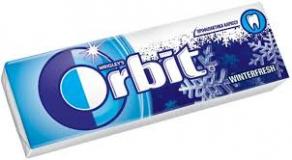 Orbit жевательная резина Winterfresh