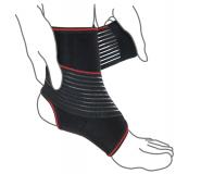 Бандаж на голеностопный сустав с дополнительной фиксацией М R7202