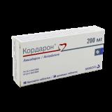 Кордарон 200 мг № 30 табл