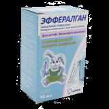 Эффералган 90 мл сироп