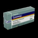 Сумамед  250 мг № 6 капс