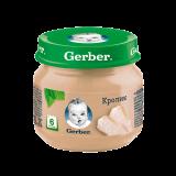 Gerber пюре кролик 80 гр