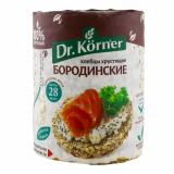DR.KORNER ХЛЕБЦЫ БОРОДИНСКИЕ 100ГР