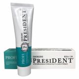 President зубная паста profi smokers (120 RDA)  50 мл