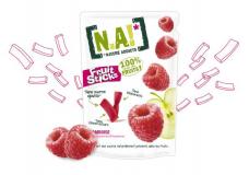 NA! фруктовые полоски малина 35 гр №0827