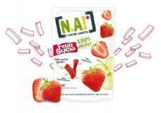 NA! фруктовые полоски клубника 35 гр №0826