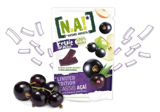 NA! фруктовые полоски черная смородина и асаи 35 гр №0829