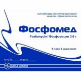 Фосфомед гран порошок для приг.р.ра для приема  внутрь 3,0 г №2