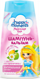 Шампунь бальзам Happy moment маленькая фея
