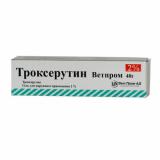 Троксерутин Ветпром 2%, 40 гр, гель для наружного применения