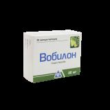 Вобилон 80 мг, №30, капс.