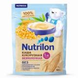 Nutrilon каша кукурузная безмолочная для детей с 5 месяцев 180 г