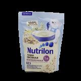 Nutrilon каша овсяная безмолочная для детей с 5 месяцев