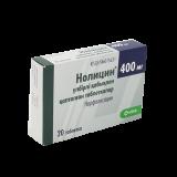 Нолицин 400 мг, №20, табл.