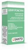 Цефуроксим 750 мг № 1 порошок для приготовления раствора для инъекций