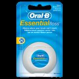 Oral-B зубная нить essential flossb мятная 50 м