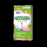 Nestle смесь Nestogen 1 комфорт plus молочная для детей с 0 месяцев 350 г