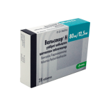 Вальсакор Н 80 мг/12,5 мг № 28 табл п/плён оболоч