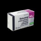 Вальсакор 160 мг № 28 табл