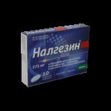 Налгезин®  275 мг № 10 табл