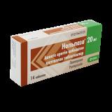 Нольпаза 20 мг № 14 табл покрытые оболочкой