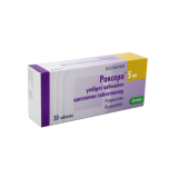 Роксера®  5 мг № 30 табл п/плён оболоч