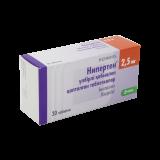 Нипертен 2,5 мг, №30, табл покр. оболочкой