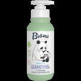Bioni Детский шампунь для самых маленьких с алоэ вера и экстрактом череды 250мл